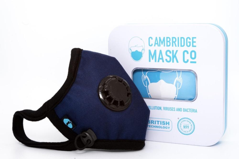 Maska Antysmogowa Cambridge - Admirał