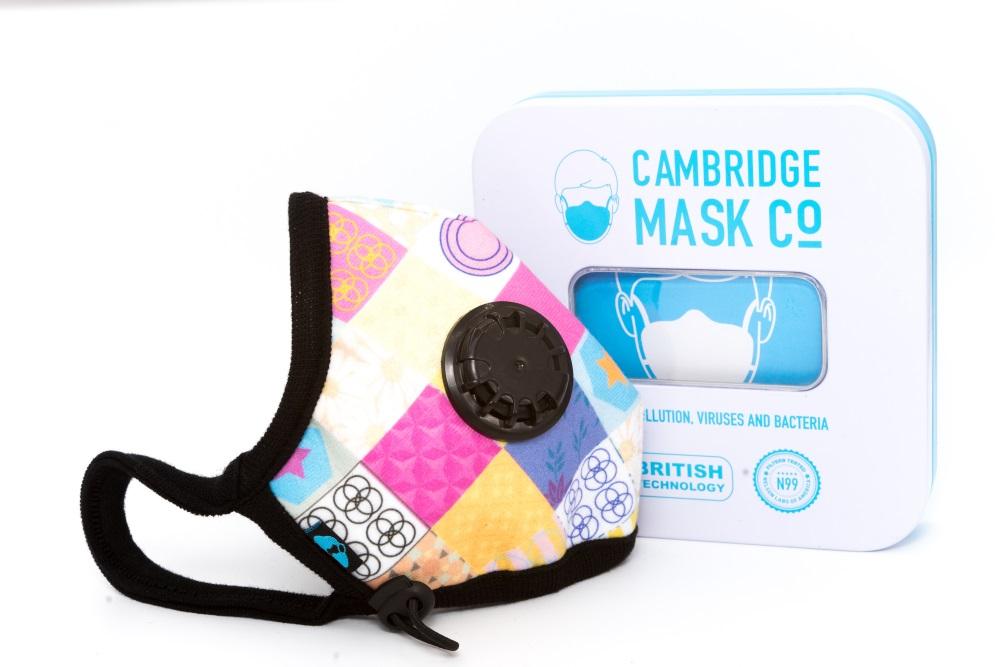 Maska Antysmogowa Cambridge - Austen