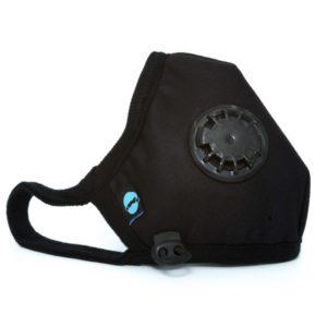 czarna maska churchil