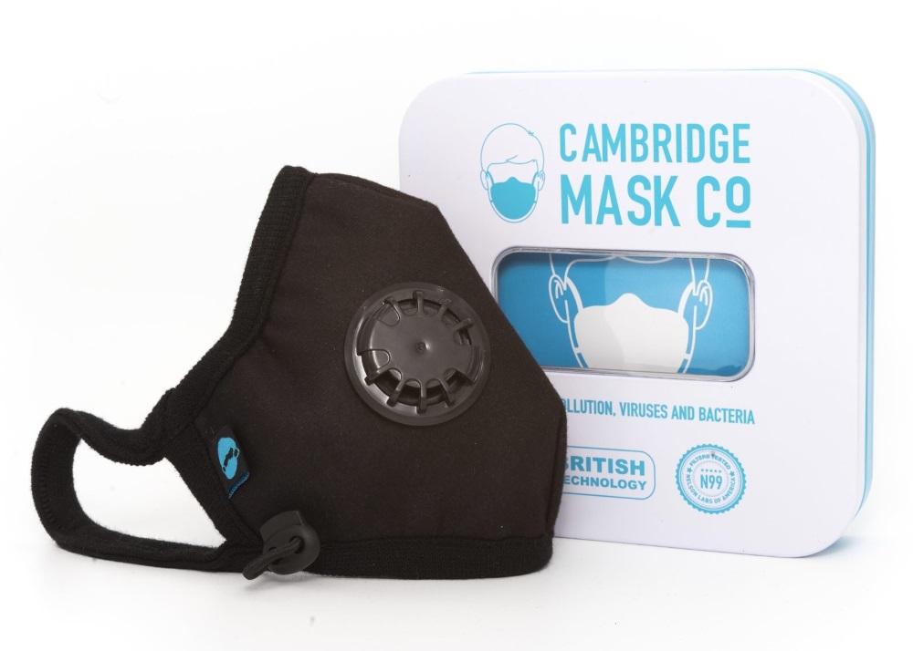 Maska Antysmogowa Cambridge - Churchill