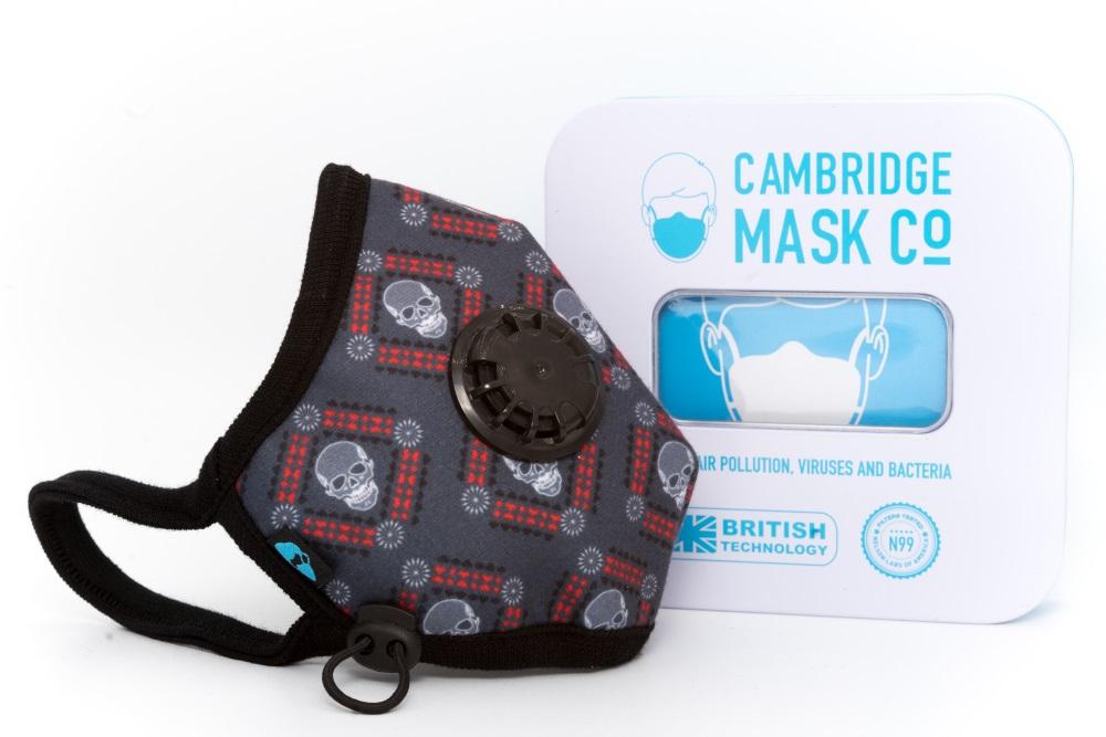 Maska Antysmogowa Cambridge - Hamlet