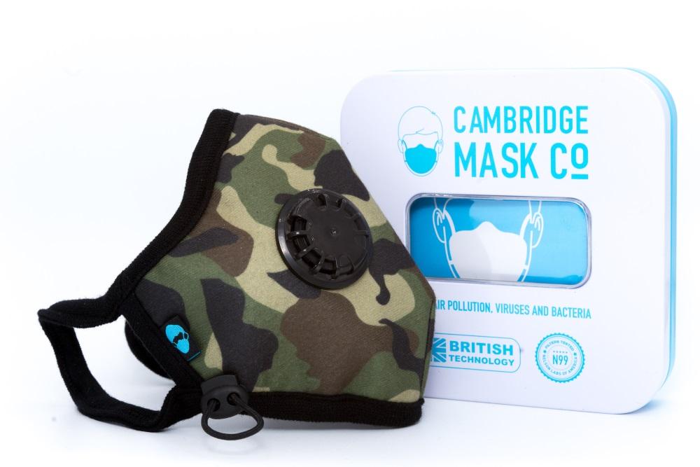 Maska Antysmogowa Cambridge - Generał