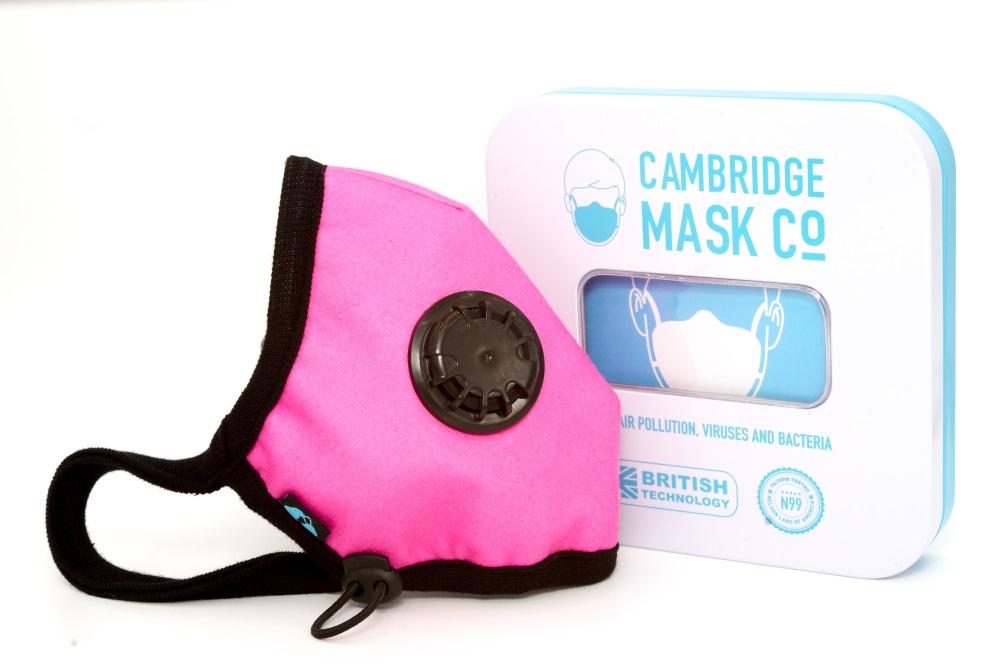 Maska Antysmogowa Cambridge - Księżniczka Charlotte