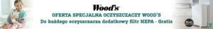 baner oferta specjalna oczyszczaczy woods