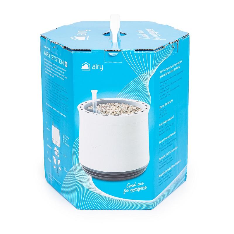 Biofiltr Airy - Doniczka Oczyszczająca (M)