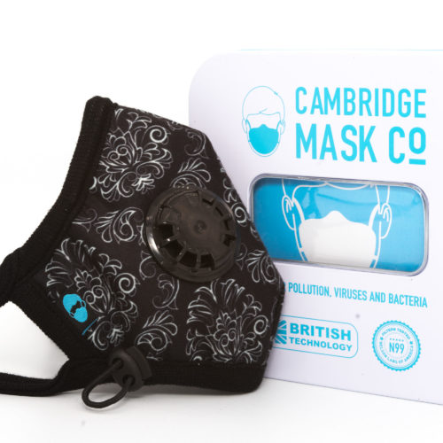Maska Antysmogowa Cambridge - Książę