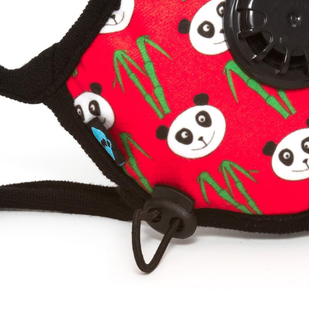 Maska Antysmogowa Cambridge - Panda