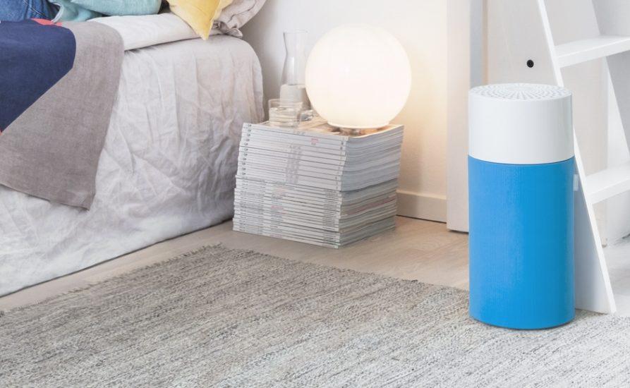 Oczyszczacz powietrza Blueair Blue 411 (do 15 m2)