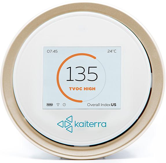 Miernik jakości powietrza - Kaiterra Laser Egg (2+) Chemical