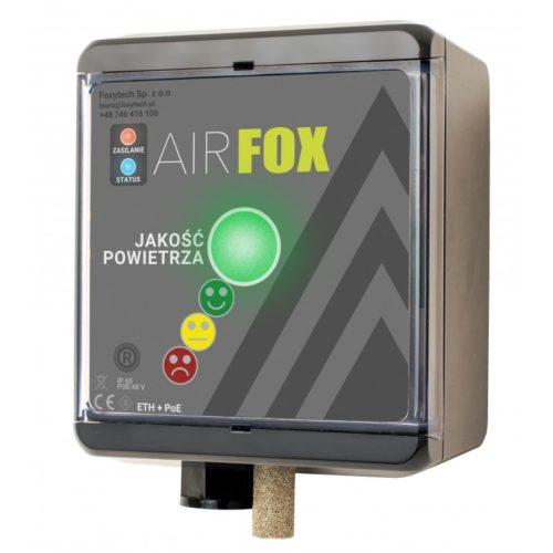 Zewnętrzny miernik jakości powietrza Airfox
