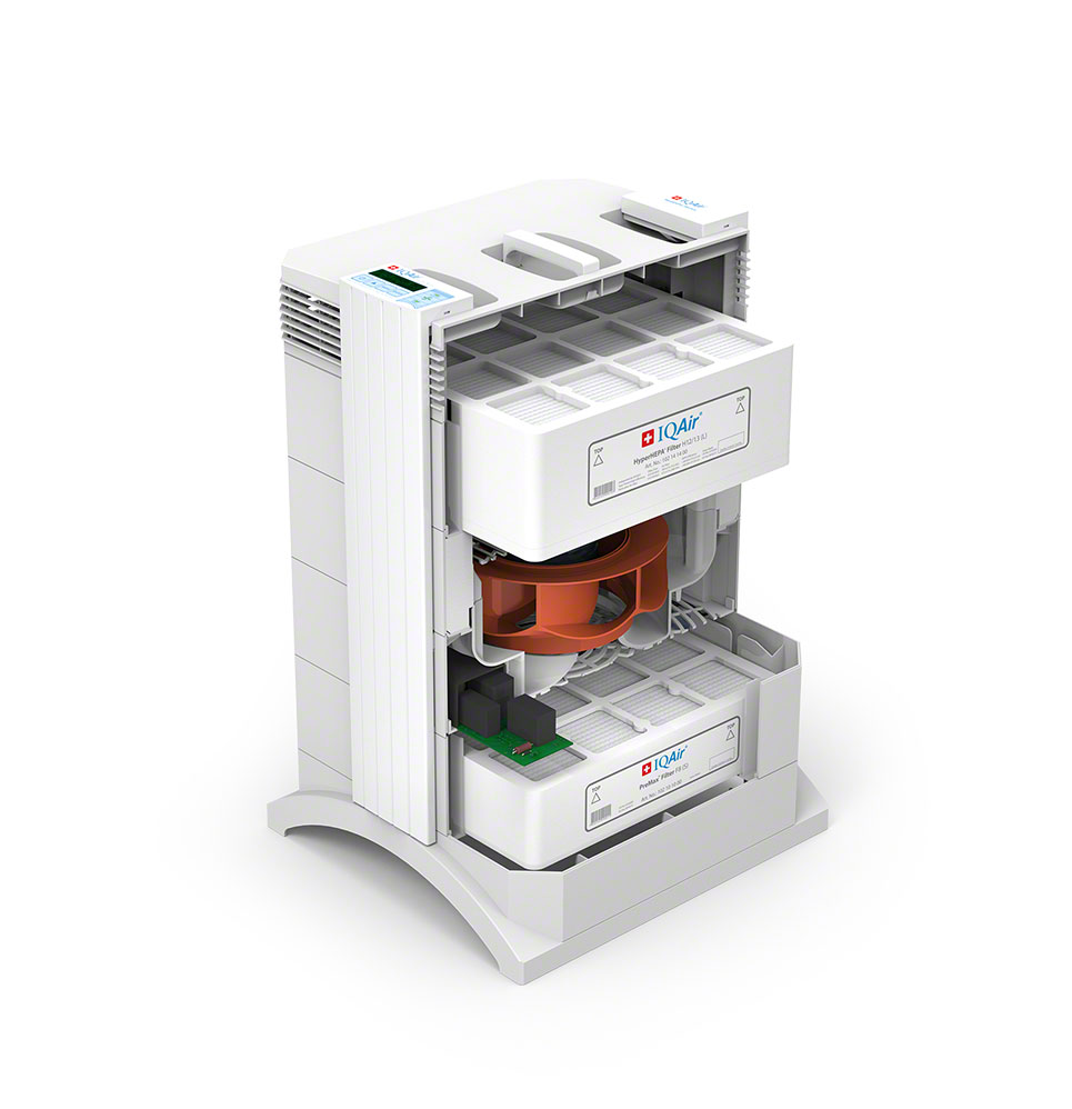 Oczyszczacz powietrza IQAir Health Pro 100 (do 90m2)