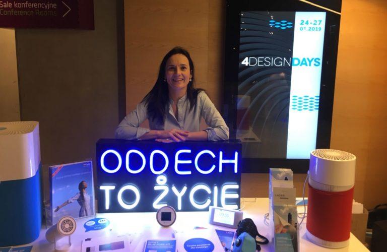 4 Design Days Katowice - stoisko Oddech To Zycie