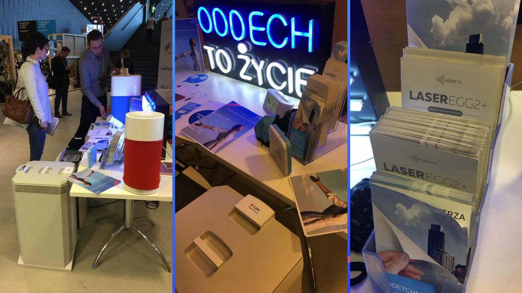 4 Design Days Katowice stoisko Oddech To Zycie