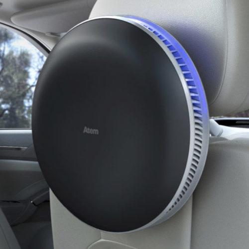 Samochodowy oczyszczacz powietrza IQAir Atem Car