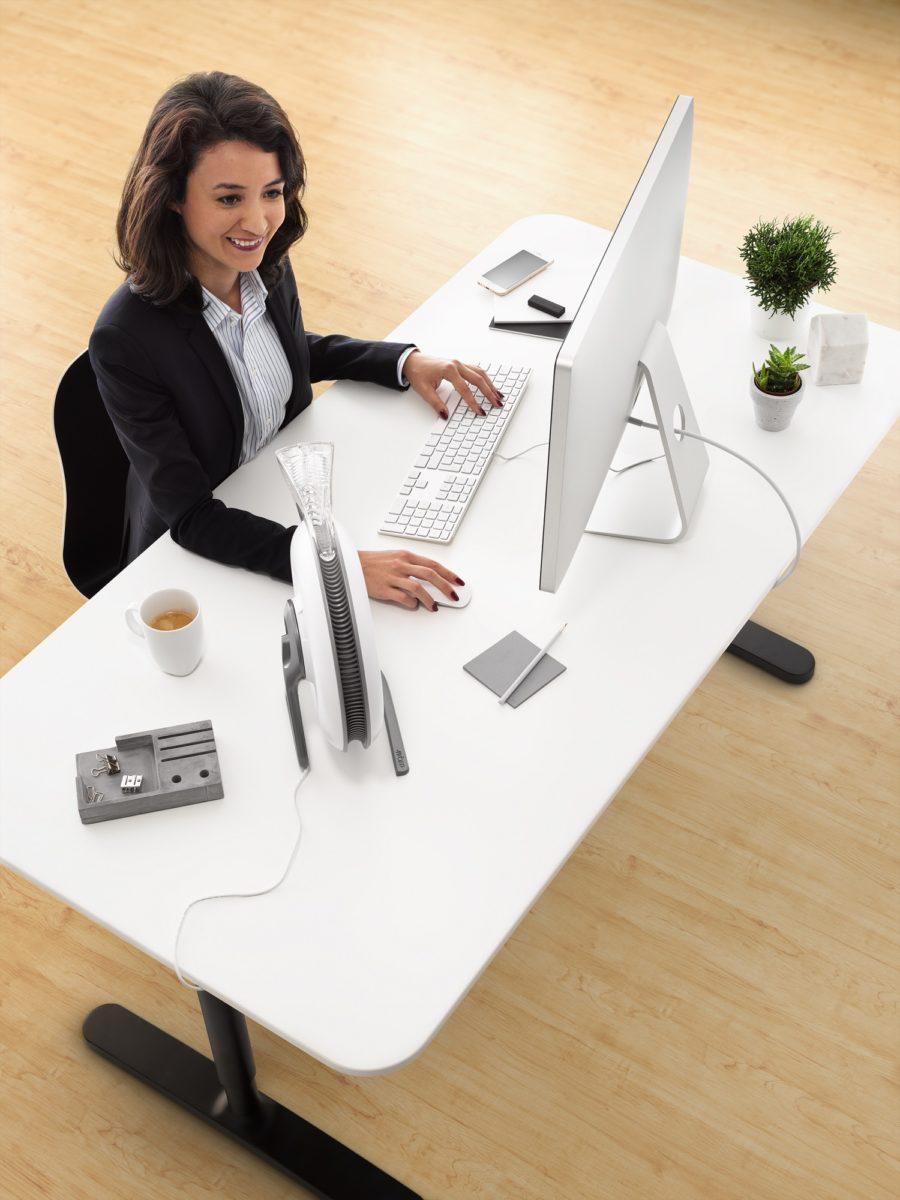 Oczyszczacz powietrza IQAir Atem Desk