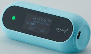 Sensor jakości powietrza Huma-i skyblue
