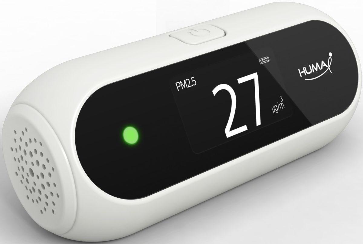 Miernik jakości powietrza - Huma-i Biały (HI-100)