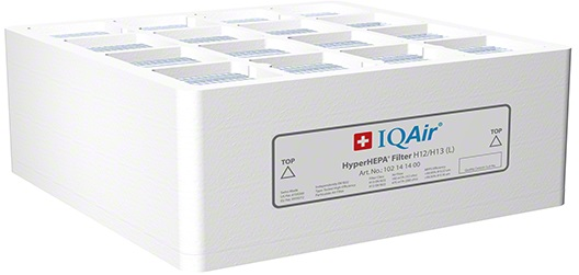 Filtr HyperHEPA H12/13 (L) do oczyszczaczy IQAir HealthPro