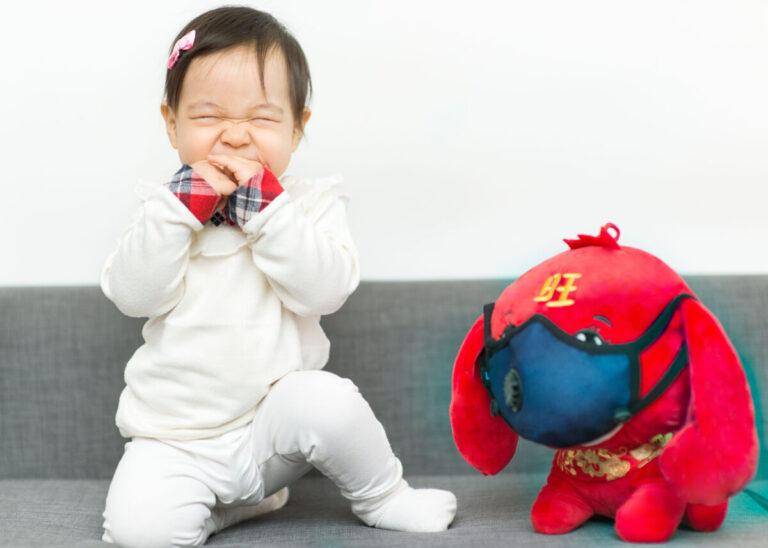 maski antysmogowe dla dzieci