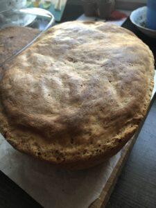 chleb domowej roboty