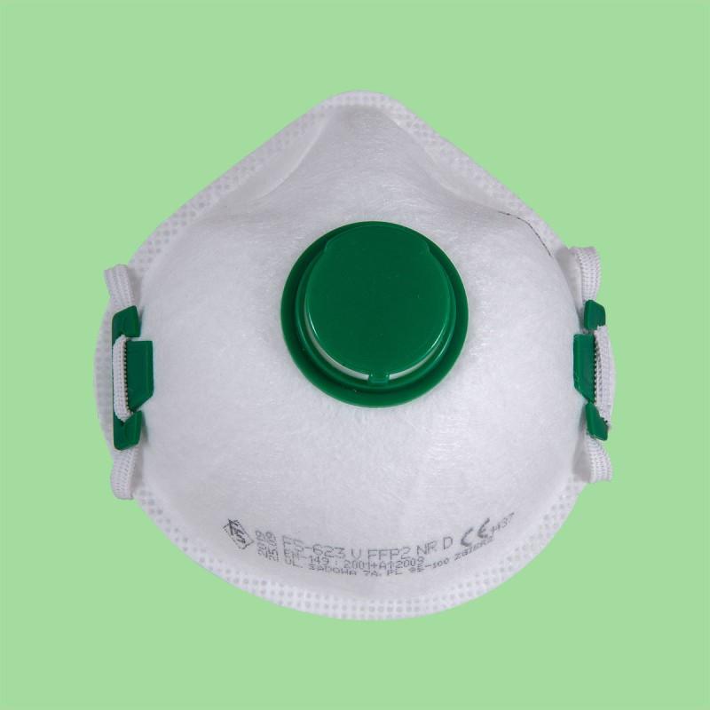 Maska Filter Service FS-623V FFP2 NR D (10pak)