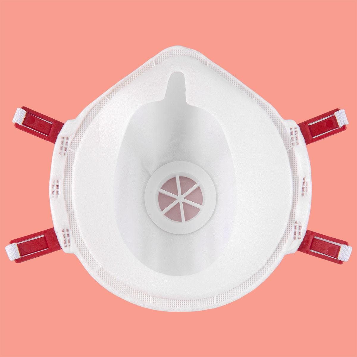 Maska Filter Service FS-33V FFP3 R D (5pak.)