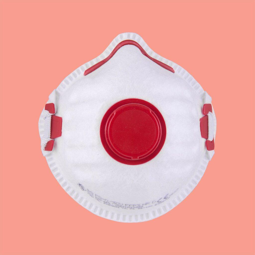 Maska Filter Service FS-O/30V FFP3 NR D (10pak)
