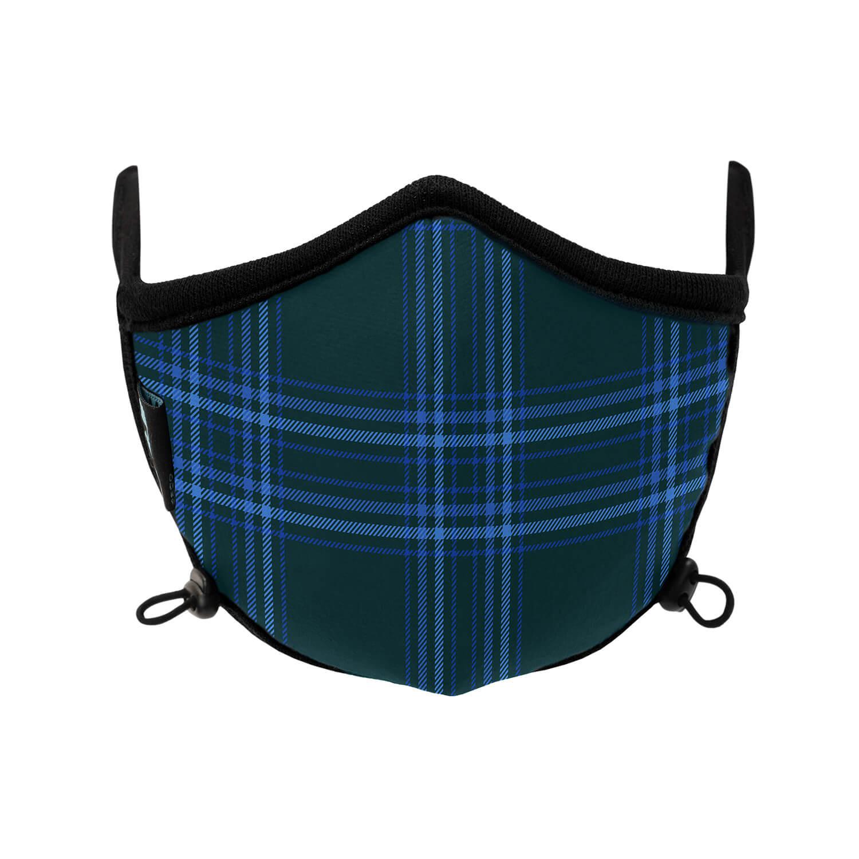 Maska ochronna Cambridge N99 - Burns bez zaworu